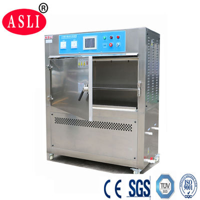 China Durable Accelerated Weathering Aging Test Chamber / UV Light Simulation Test Machine supplier