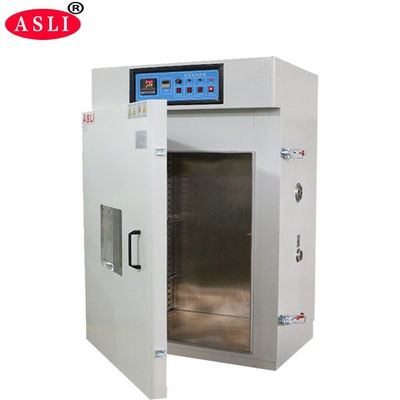 China Two Layers Laboratory Drying Oven , Hot Air Circulating High Temperature Furnace supplier