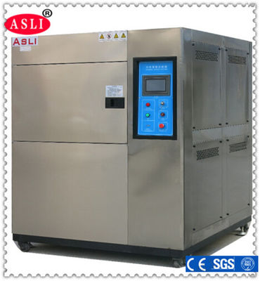 China Automotive 1 Mintue Recover Time Thermal Shock Lab Test Chamber 200 Degree Temperature supplier
