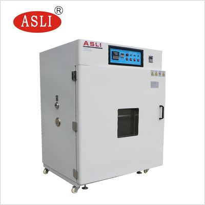 China Industrial Laboratory Stainless Steel Inner Chamber Digital Vacuum Oven Degassing Chamber supplier