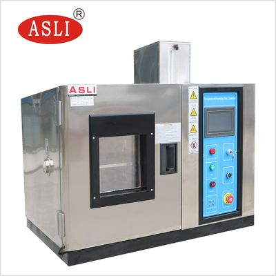 China Constant High Low Temperature Cycling Desktop Thermal Humidity Test Chamber supplier