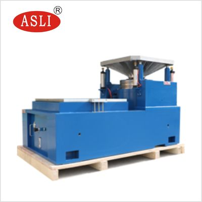 China ISTA Packing Vibration Table Three Axis Electrodynamic Vibration table supplier