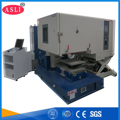 China HALT / HASS Environmental Climatic Temperature Combined Vibration Chamber Accelerated Stress Life Testing supplier