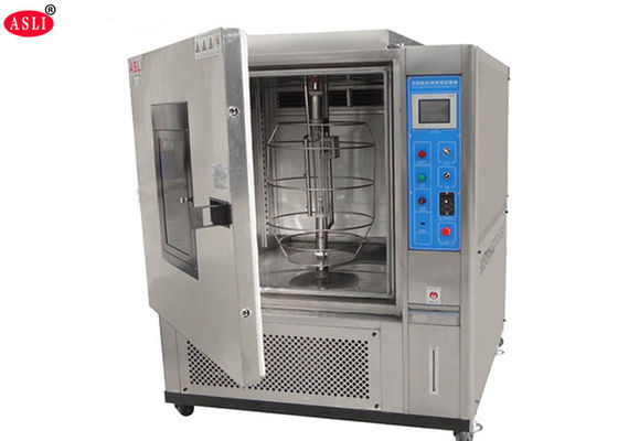 Laboratory Xenon Arc Solar Simulator Environment Aging Test Chamber Customized Size SS304