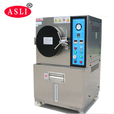 China SUS304 Stainless Steel 1-3kg  High Accuracy Pressure Cooker Test Chamber supplier