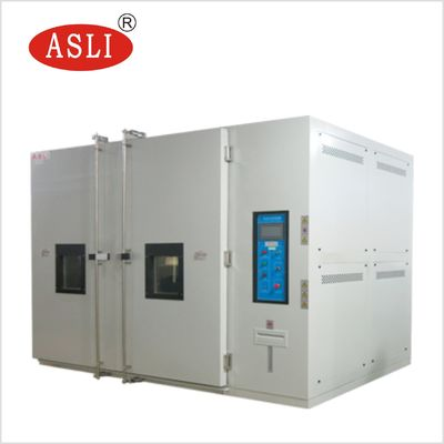 CE Certification Programmable Walk in Temperature and Humidity Chamber Cooling Room for testing Cables