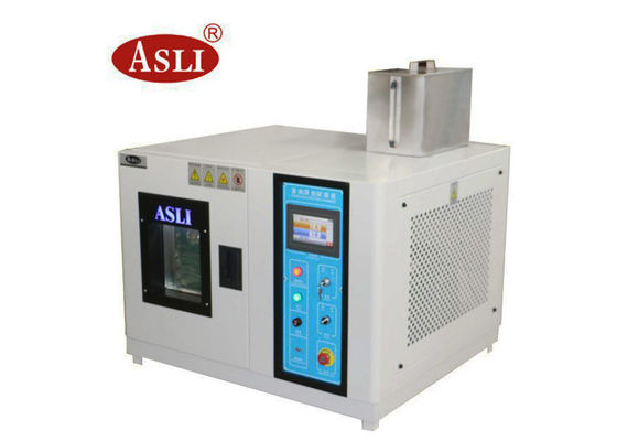 China Small Temperature Chamber , Benchtop Temperature Chamber For Cold Hot Test supplier