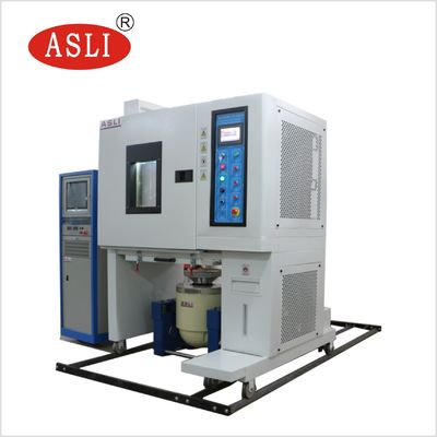 China TUV Environmental Shaker Vibration Test Temperature Climatic Combined Vibration Chamber supplier
