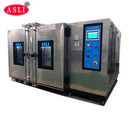 China Customized Large Space Stability Walk - In Climatic Simulated Room Test Chambers supplier