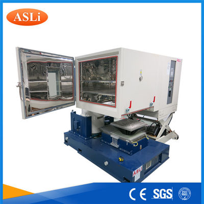 China Temperature Humidity Vibration Combined Tester For Auto Parts Test supplier