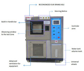 China Programmable Temperature Test Chamber Artificial Climate Control Chambers supplier