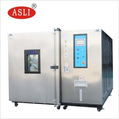 China Simulation Climatic Temperature Walk - In Humidity Control Chamber With Airtight Doors supplier