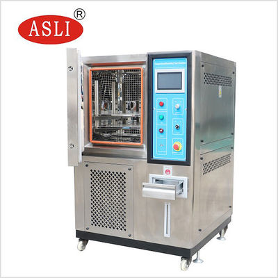 Air Controlled Temperature Humidity Chamber With Programmable LCD Touch Screen