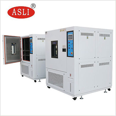 RS232 RS485 Communication Temperature Humidity Chamber For Medicine Stability Test