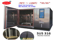 China High Accuracy Environmental Test Chamber Modular Walk - In Chambers factory