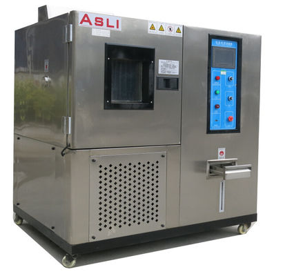 AC220V Single Phase Power Temperature Humidity Environmental Chamber For Lab Testing