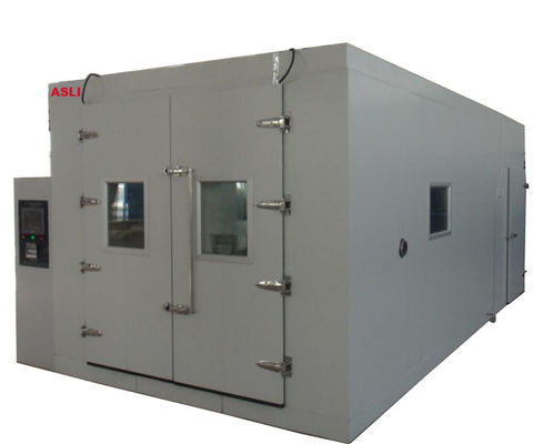 High / Low Temperature Walk In Humidity Chamber For Electronic Products