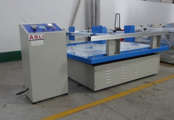 China Programable Paper Box Transport Simulate Vibration Test Machine Computer Control factory