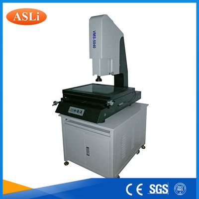 3D CNC Precision Video Measuring Machine with UP Probe Measurement