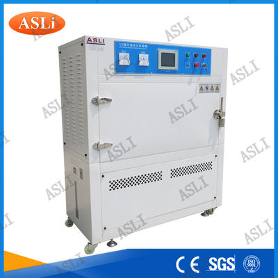 Rubber Aging Test Chamber / UV Lamps Testing Equipment of material climate resistant