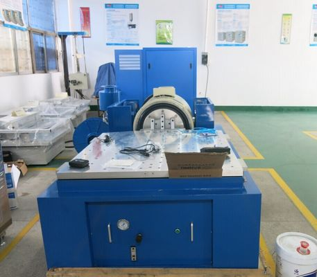 China Electrodynamics Vibration Test equipment High Frequency Vertical+ Horizontal Vibration Test Bench distributor