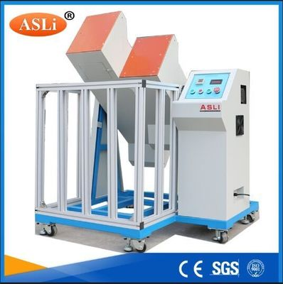 Mobile Phone Drop Weight Impact Testing Machine , Two Zones Lab Drop Test Equipment