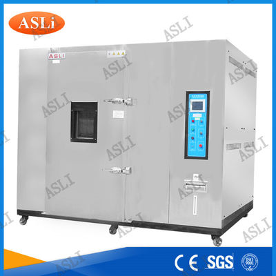 China Double 85 Test High Temperature Humidity Chamber for PV modules test distributor