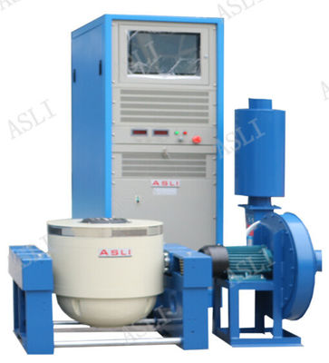 China Electromagnetic vibration testing machine 350000N Max Sine force 3 - 3500 HZ factory