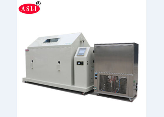 China Programmable Salt Spray Contant Temperature And Humidity Corrision Test Chamber Manufacturer factory