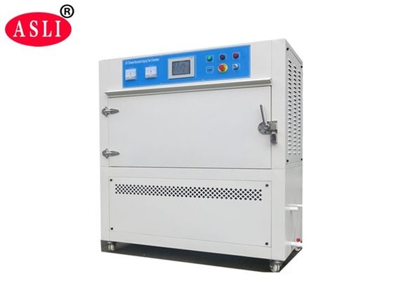 China Simulated Climate Electric UV Aging Test Chamber For Industrial CE Standard factory