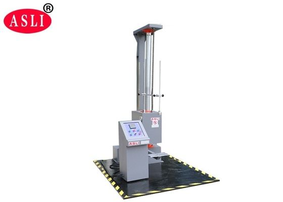Actual Transportation Mechanical Shock Drop Test Machine AC 380V