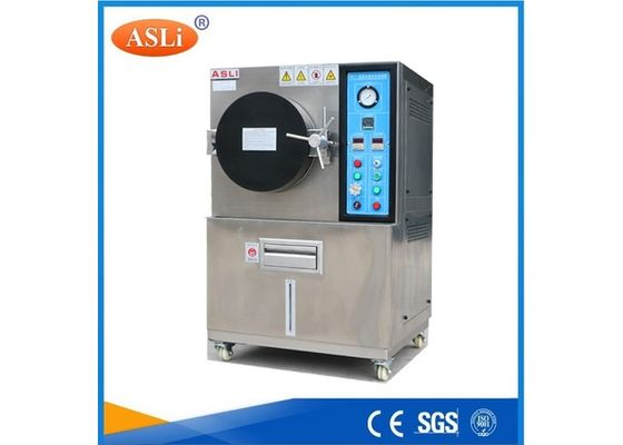 Stainless Steel High Pressure HAST / PCT Chamber For Multi-Layer Circuit Board