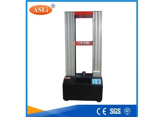 China Computer Servo Controlled Lab Test Equipment , Electronic Wire Material Universal Tensile Tester factory