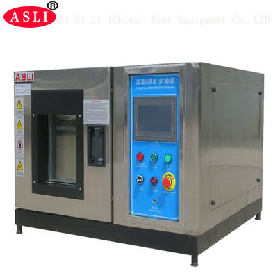 Electronic Desktop Temperature Humidity Environmental Test Chamber With Programmable LCD Display