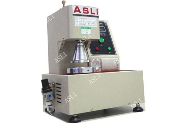 China LED display mode Lab Test Equipment AS - BS - 100 Bursting Strength Tester factory