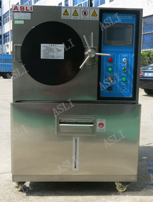 AC 380V HAST Chamber Pressure Tester , Accelerated Weathering Steam Aging Test Machine