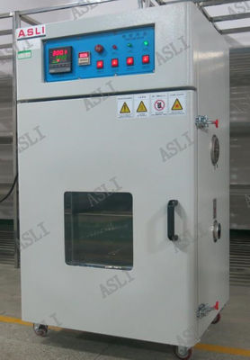 China Two Layers High Temperature Ovens ,  Micro PID Control Lab Drying Vacuum Chamber factory