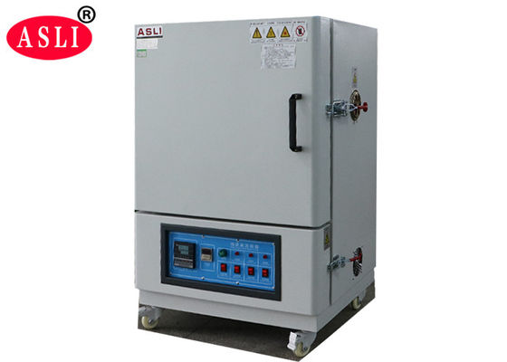 China Temperature Control High Temperature Ovens With Painting Coated Material factory