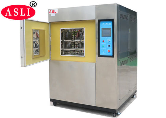 China Laboratory Equipment High And Low Temperature Thermal Shock Chamber Easy To Operate factory