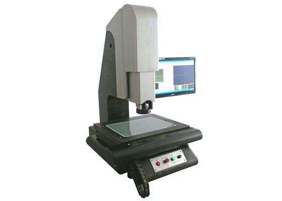 3D CNC 30x-225x Optical Video Measurement System Video Measuring Machine
