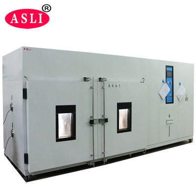 Walk-In Climate Test Chamber For Low High Temperature And Humidity Testing
