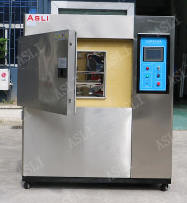 China Thermal Shock Test Chamber For Temperature Shock And Fast-Changing Temperature Test factory