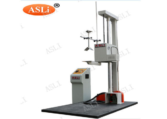 AS-DT-200 Free Falling Testing Lab Test Equipment , Single Arm Drop Test Machine