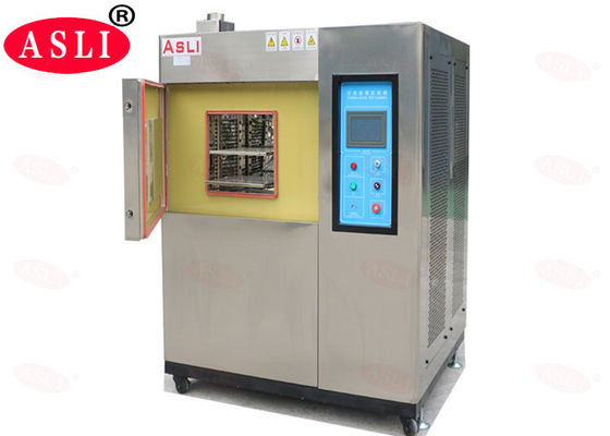 -65℃ - +150℃ Temperature Shock Testing Chamber 810l Volume For Pcb Board