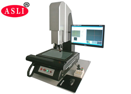 Universal Laboratory Test Equipment Probe 3D Manual Movable Video Measuring Machine System