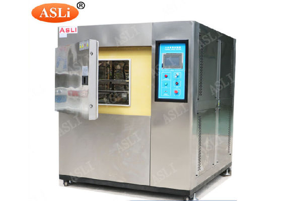 -55~250 Deg C CE Aprpoved Programable Thermal Shock Chamber Calibration Report