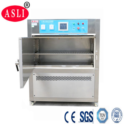 Accelerated weathering UV aging test chamber environmental simulated chamber
