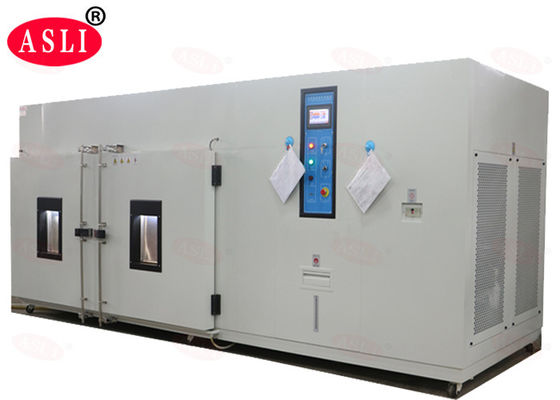 Constant Humidity And Temperature Controlled Chamber Air Cooling Large Capacity