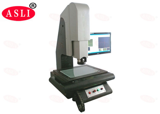 Fast Image Vision Measuring Machine One Touch 30x - 225x Zoom Multiple