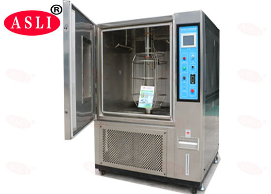 Environmental Test Machine Rubber Fabric UV Accelerated Aging Test Chamber